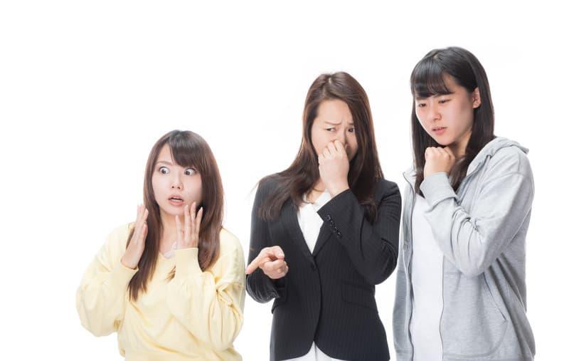 デリケートゾーンが臭う3つの原因